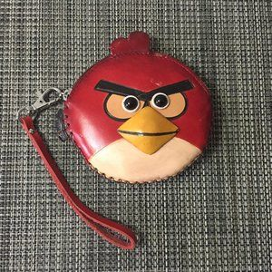 Angry bird wallet
